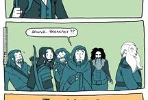 Hobbit y lotr