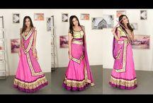 Dresses and varieties