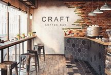 coffe bar- restaurant desing