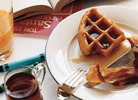 waffle recipes / by Kristen McMartin