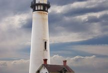 Light houses / Always loved them / by Janet Riedel