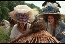 XVIII w. - kapelusz słomkowy