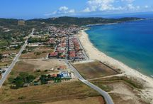 Sarti / Sarti is a beautiful village on the second peninsula of Chalkidiki called Sithonia