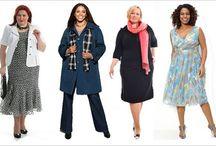 Мода для полных: как стильно одеваться в 50 лет