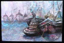 Alberto Mendiola  pinturas / Pinturas de Alberto para todos.