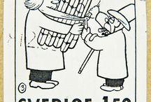 Sverige isvec stamp