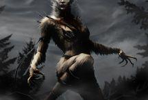 Werewolf ● Female