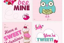 Be Mine Valentine! / Valentine's Day / by Jenelle Richards