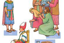 Bibel berättelser