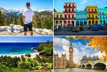 Our Bucket List Travel Destinations for 2017