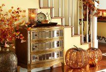 Fall decor, Halloween Fun / by Tiffany Geare