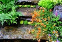 Gardens - Stairways, Steps & Paths