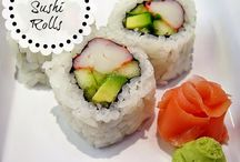 SUSHI - my newest obsession