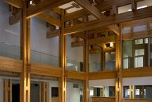 Library & museum (book cafe) & Auditorium