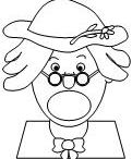 There Was an Old Lady Who Swallowed a Fly Early Learning Ideas / Find these activities and more at www.makinglearningfun.com!