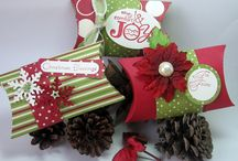 Crafts - pillow boxes