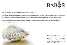 Babor / Babor Products available at Amani Spas.