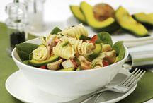 Pasta salads  / by Jennifer Berdebes