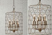 inspire: lighting / by Maison de Pax