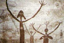 Aboriginal, Rock and Cave Art