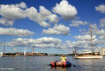 Vaasa / My hometown