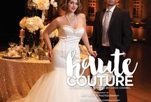 """""""Haute Couture"""" - A Real Weddings Styled Photo Shoot"""