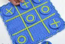 Crochet game