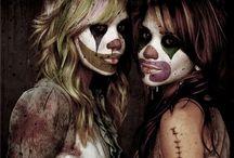 halloween makeup 2014 / by Kiah D