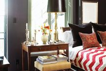 Masculine Bedrooms / by Christine Hyder