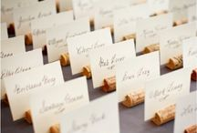Ideas for Justin and Christina's Wedding / by Jennifer Tucker