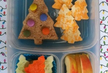 Bento for the Kiddos / Ideas for my kiddos lunches <3 / by Anna Maria Johnston