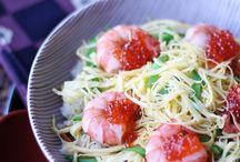 Japan food / Where beautiful is good