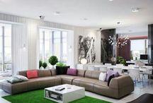 Nesting 1, 2, 3 - livingroom
