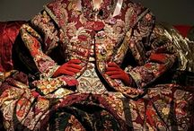 Ethnic inspired fashion