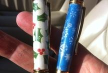 Pen turning / by Nancy Seales