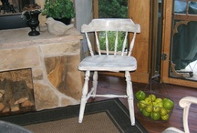 Painted Furniture & Accessories / by Betsy White