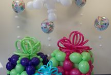 Christmas / Christmas balloons to gift or decorate your home, venue or shop.