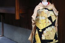 Maiko Back View