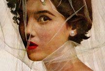 Coronas, tocados y diademas / by Lola Fernandez Garcia