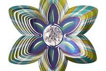 Garden - Wind Sculptures & Spinners