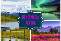 Honeymoon | Alaska