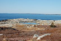 Peggy's Cove Nova Scotia / Images of the iconic lighthouse, the surrounding village, and magnificent seascapes