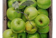 плоды ( кроющ. краски)