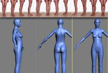 Modeling Head and Body