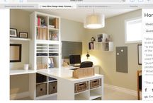 Office/Schoolroom / by Heather Horne
