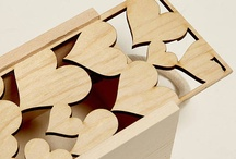 The box / Wooden boxes