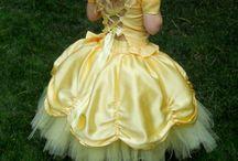 Trajes de princesas   / Prinsessen jurkjes