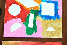 Kunst im Kindergarten