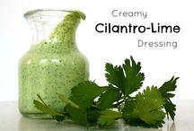 Salad & salad dressings