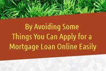 Avoid Things When Apply for a Mortgage Loan
